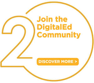 Step 2: Join the DigitalEd Community